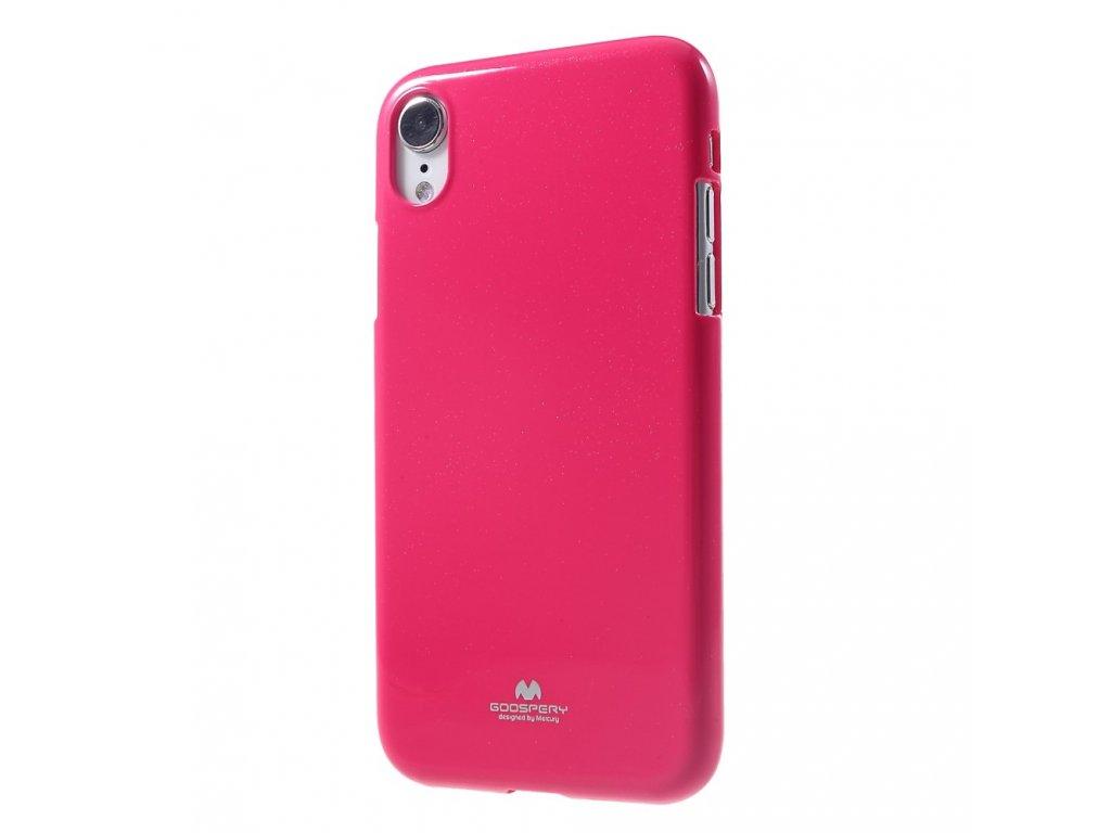 Ochranný kryt pro iPhone XR - Mercury, Jelly HotPink