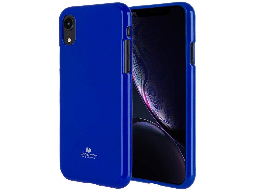 Ochranný kryt pro iPhone XR - Mercury, Jelly Blue