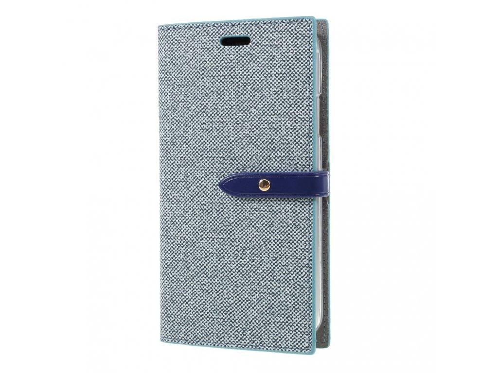 Pouzdro / kryt pro iPhone XR - Mercury, Milano Diary Blue/Blue