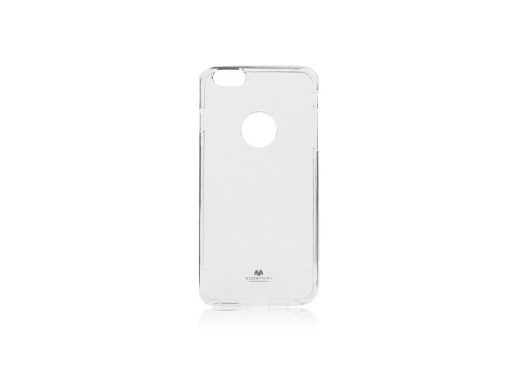 Ochranný kryt pro Xiaomi Redmi 6A - Mercury, Jelly Transparent