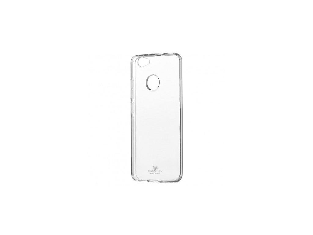 Ochranný kryt pro Xiaomi Mi A2 - Mercury, Jelly Transparent