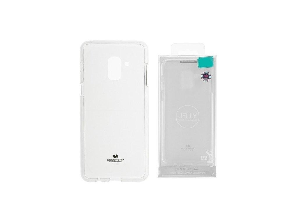 Ochranný kryt pro Samsung GALAXY J8 (2018) J810 - Mercury, Jelly Transparent