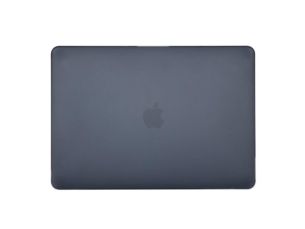 Polykarbonátové pouzdro / kryt na MacBook Air 13 (2018-2019) - Matte Black