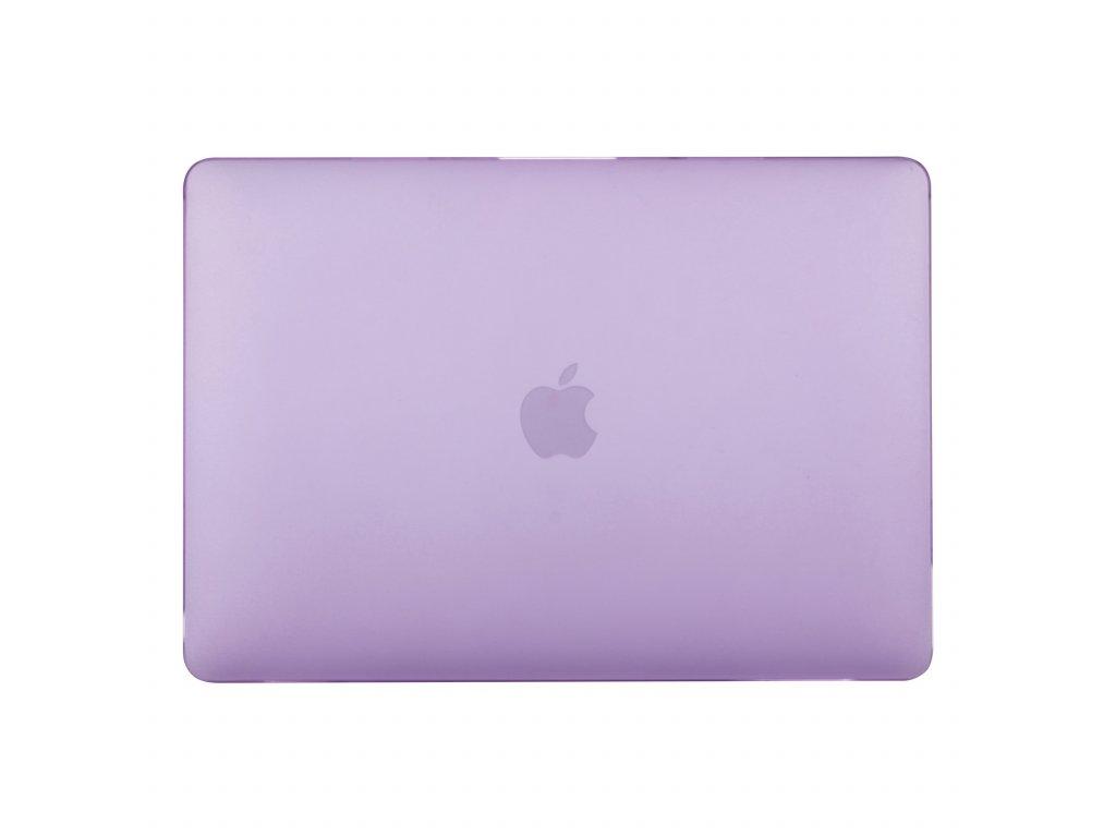 Polykarbonátové pouzdro / kryt na MacBook Air 13 (2018-2019) - Matte Purple