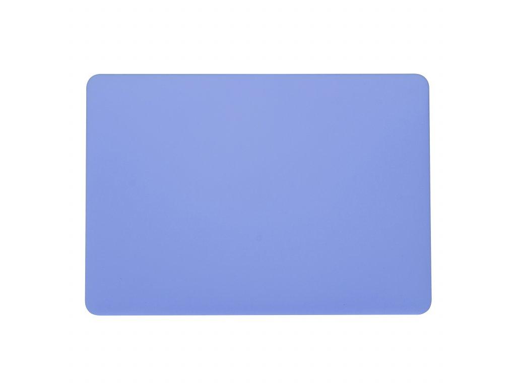 Polykarbonátové pouzdro / kryt na MacBook Air 13 (2018-2019) - Matte Blue