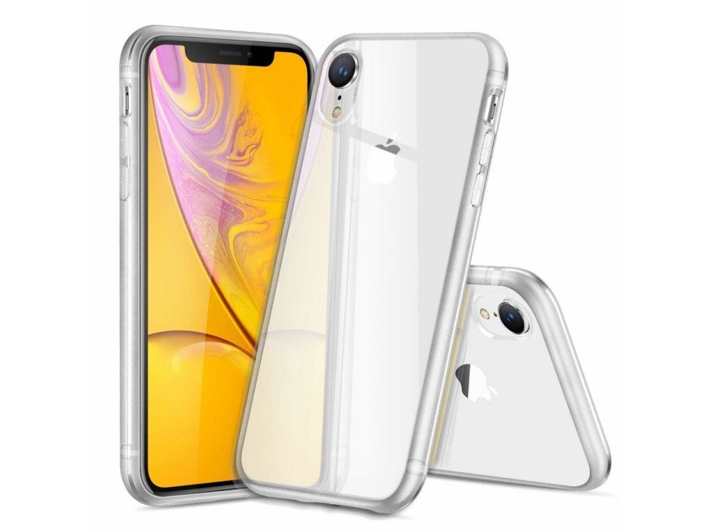 Ochranný kryt pro iPhone XR - DuxDucis, Light Transparent