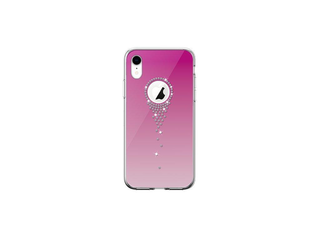 Ochranný kryt pro iPhone XR - Comma, AngelTears Pink