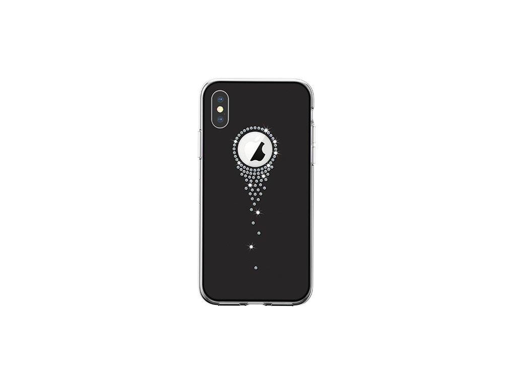 Ochranný kryt pro iPhone XS MAX - Comma, AngelTears Black