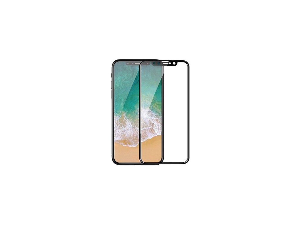 Ochranné tvrzené sklo pro iPhone XS MAX / 11 Pro MAX - Devia, Real 3D Black