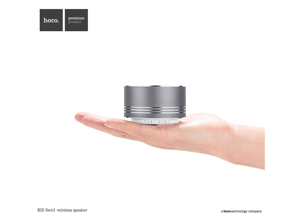Bluetooth reproduktor - Hoco, BS5 Swirl