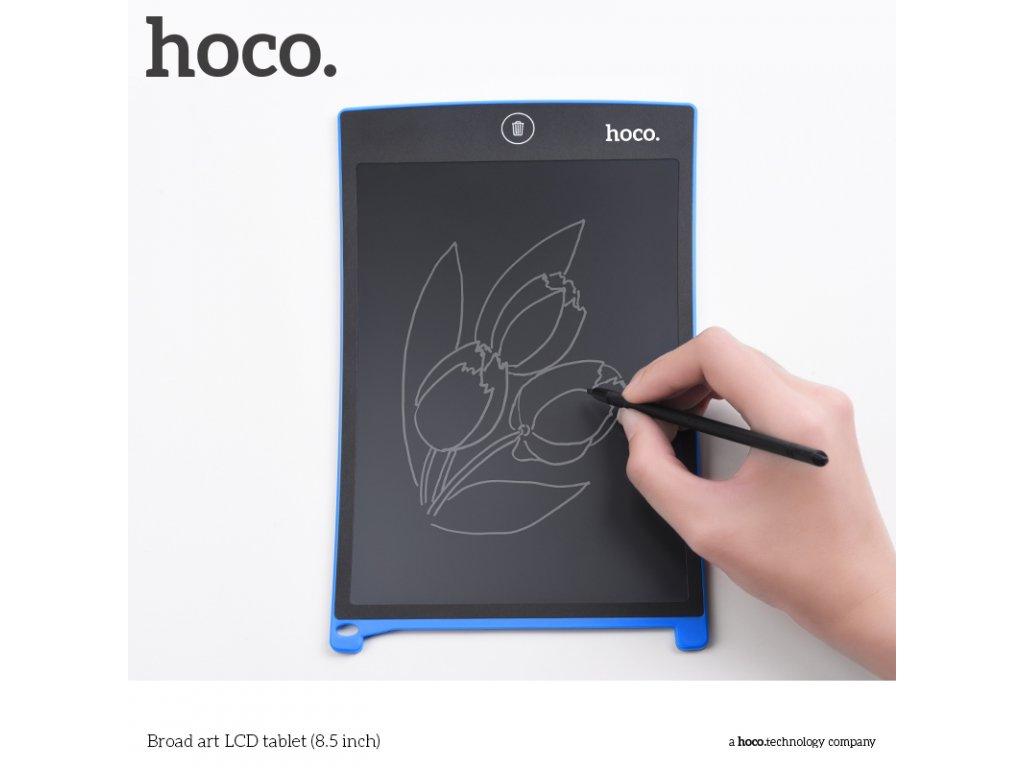 Digitální tabulka na kreslení či psaní - HOCO, Blue 8.5 inch