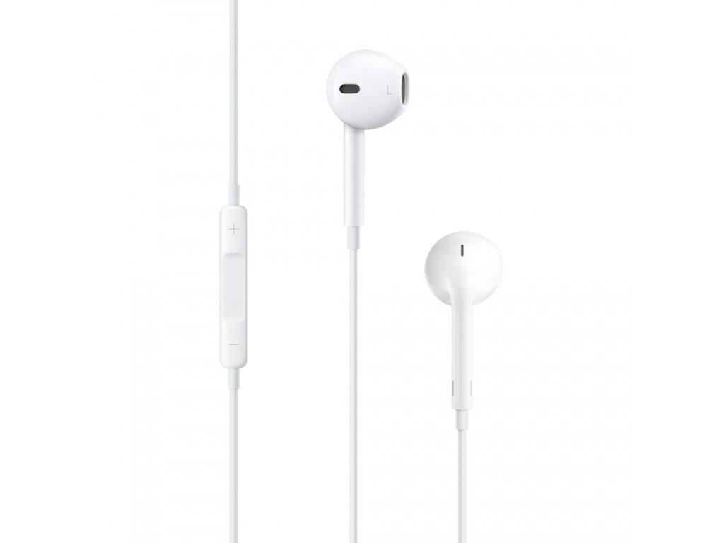 Originální sluchátka - Apple, EarPods s 3,5mm sluchátkovým konektorem
