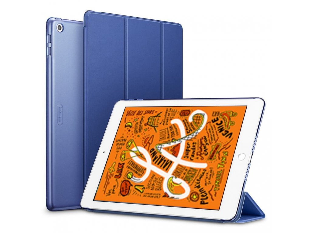 Pouzdro / kryt pro iPad mini 5 - ESR, YIPPEE NAVY