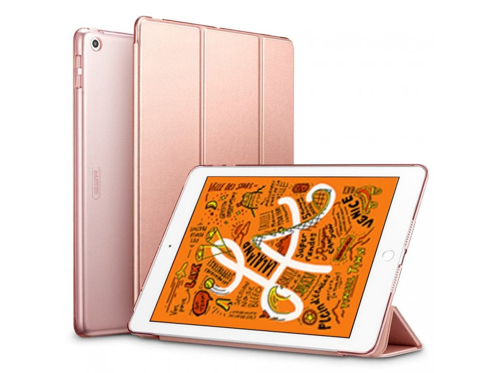 Pouzdro / kryt pro iPad mini 5 - ESR, Yippee Rose