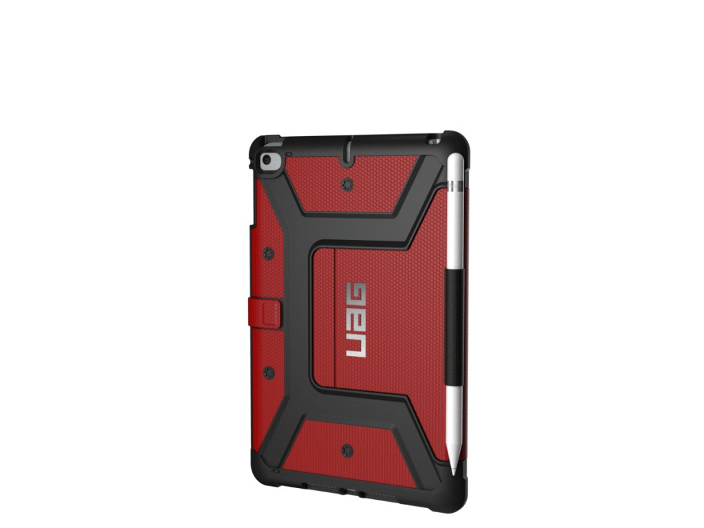 Odolné pouzdro pro iPad mini 4 / 5 - UAG, Metropolis Red