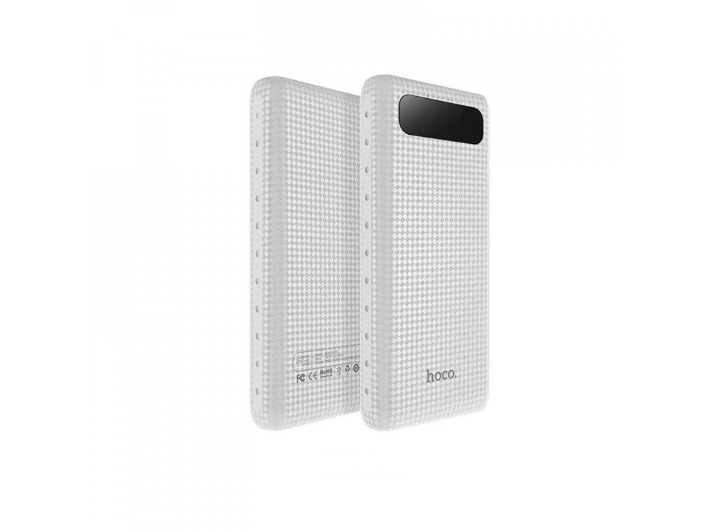 Externí baterie / powerbanka - HOCO, B20A Mige 20000mAh White