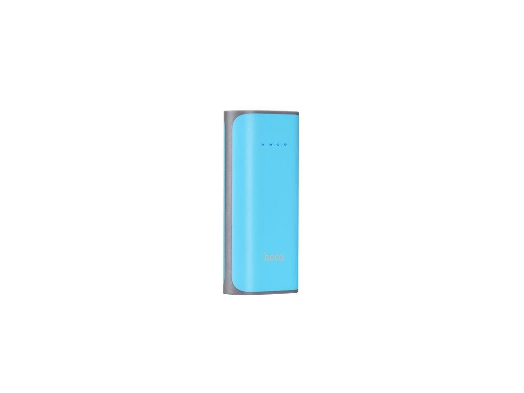 Externí baterie / powerbanka - HOCO, B21 Tiny 5200mAh Blue