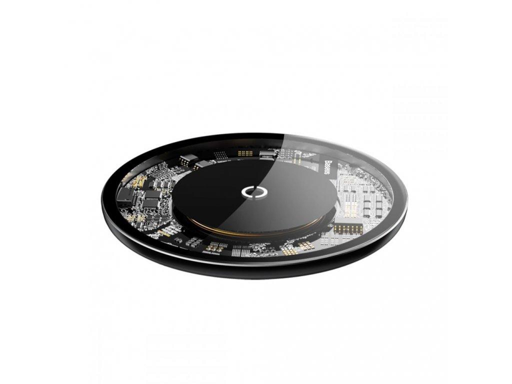 Bezdrátová rychlá nabíječka pro iPhone - BASEUS, Simple Visible