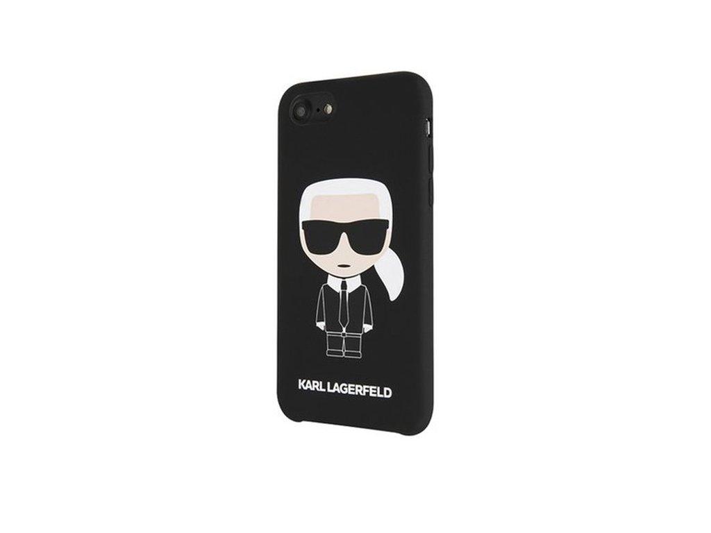 Ochranný kryt pro iPhone 7 / 8 - Karl Lagerfeld, Full Body Black