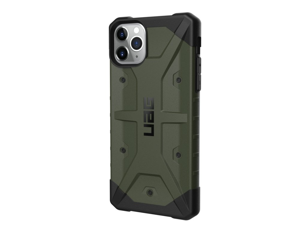 Ochranný kryt na iPhone 11 Pro MAX - UAG, Pathfinder Olive Drap
