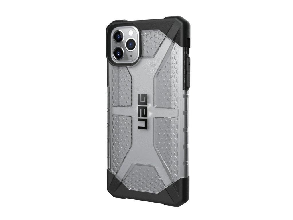 Ochranný kryt na iPhone 11 Pro MAX - UAG, Plasma Ice Clear
