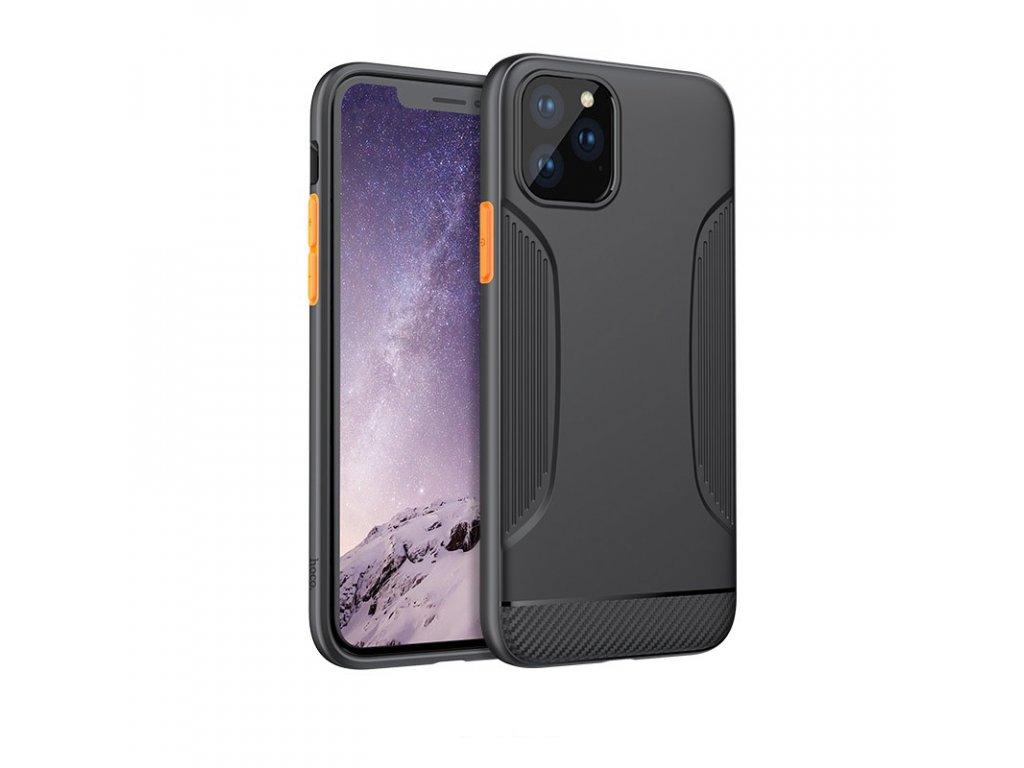 Ochranný kryt na iPhone 11 Pro - Hoco, Warrior Black
