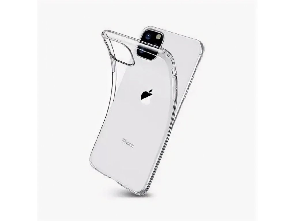 Ultratenký kryt na iPhone 11 Pro - Hoco, Light Transparent