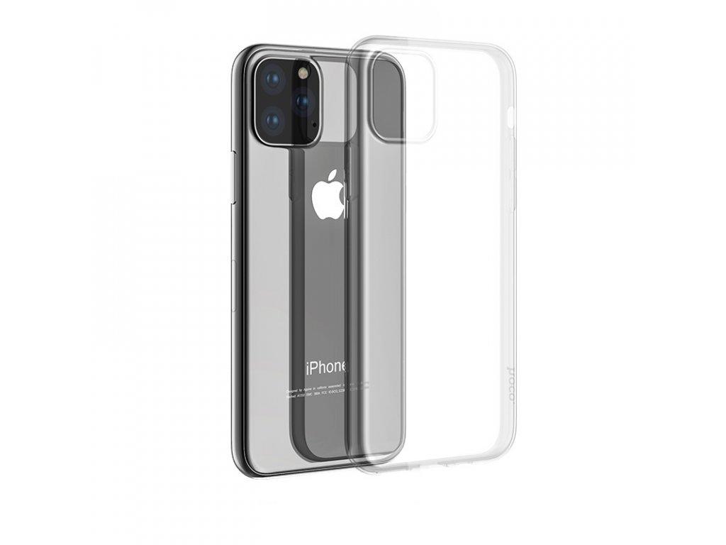 Ultratenký kryt na iPhone 11 Pro MAX - Hoco, Light Transparent