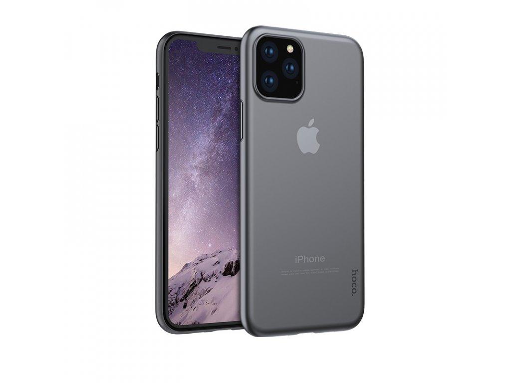 Ultratenký kryt na iPhone 11 Pro MAX - Hoco, Thin Black