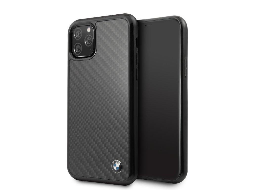 Ochranný kryt na iPhone 11 Pro - BMW, Signature Carbon Black