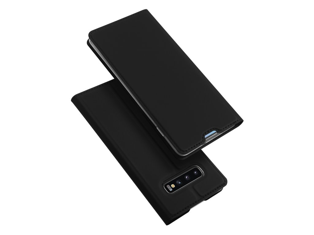 Pouzdro pro Samsung Galaxy S10 - DuxDucis, SkinPro Black