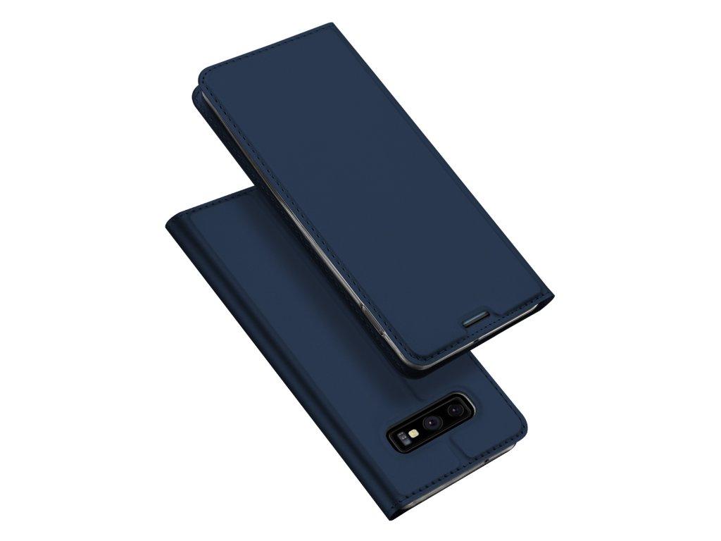 Pouzdro pro Samsung Galaxy S10E - DuxDucis, SkinPro Blue