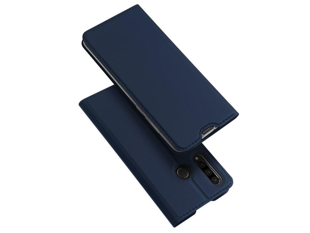Pouzdro pro Huawei P30 LITE - DuxDucis, SkinPro Blue