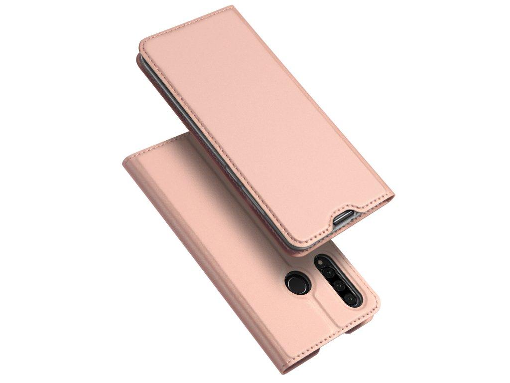 Pouzdro pro Huawei P30 LITE - DuxDucis, SkinPro Rose