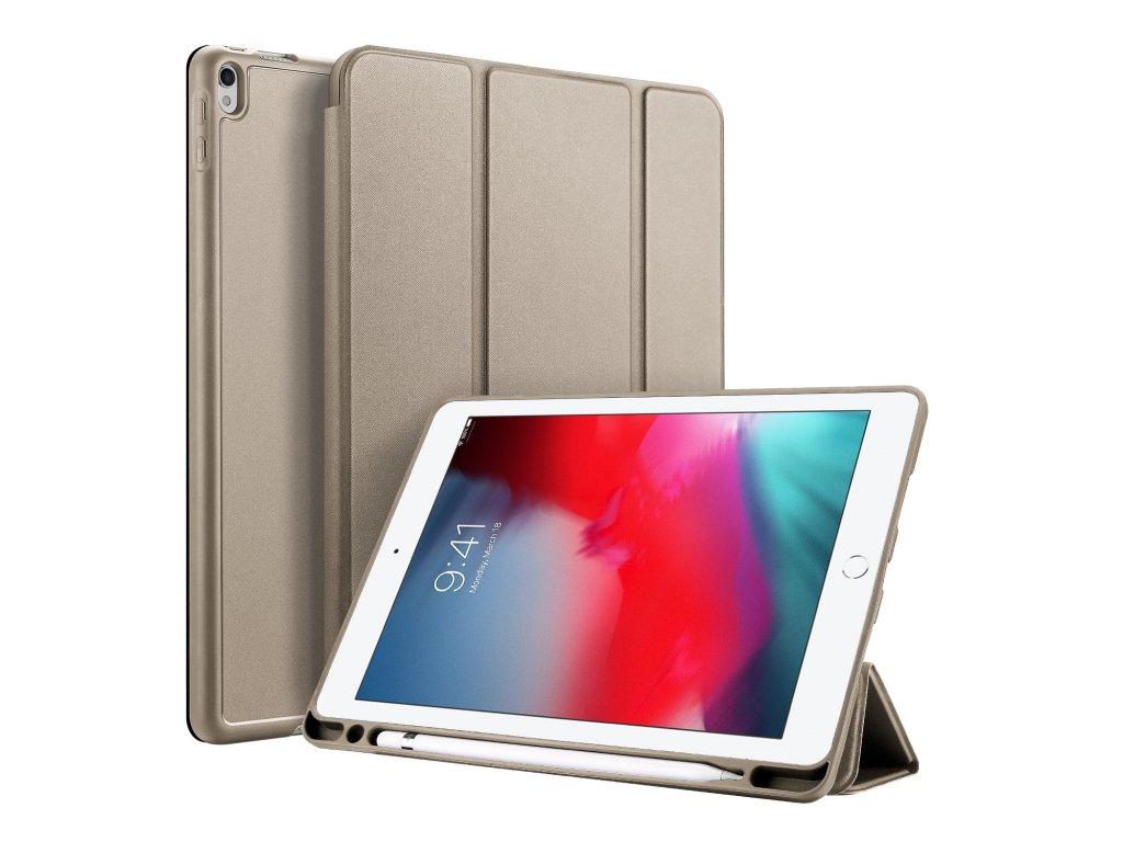 Pouzdro pro iPad Pro 10.5 / Air 3 - DuxDucis, Osom Gold
