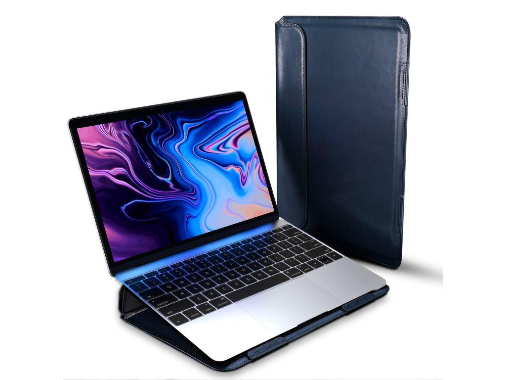 Pouzdro na MacBook Pro 13 (2016-2019) / MacBook Air 13 (2018-2020) - DuxDucis, Hefi Sleeve Blue