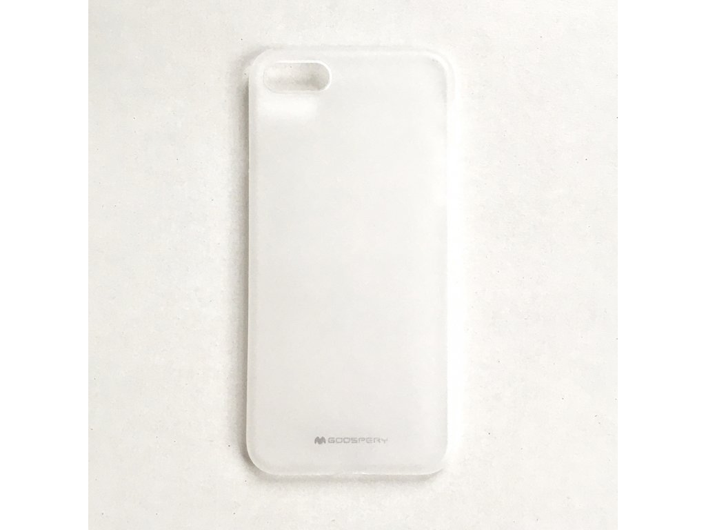 Ultratenký kryt pro iPhone 7 / 8 - Mercury, UltraSkin Transparent