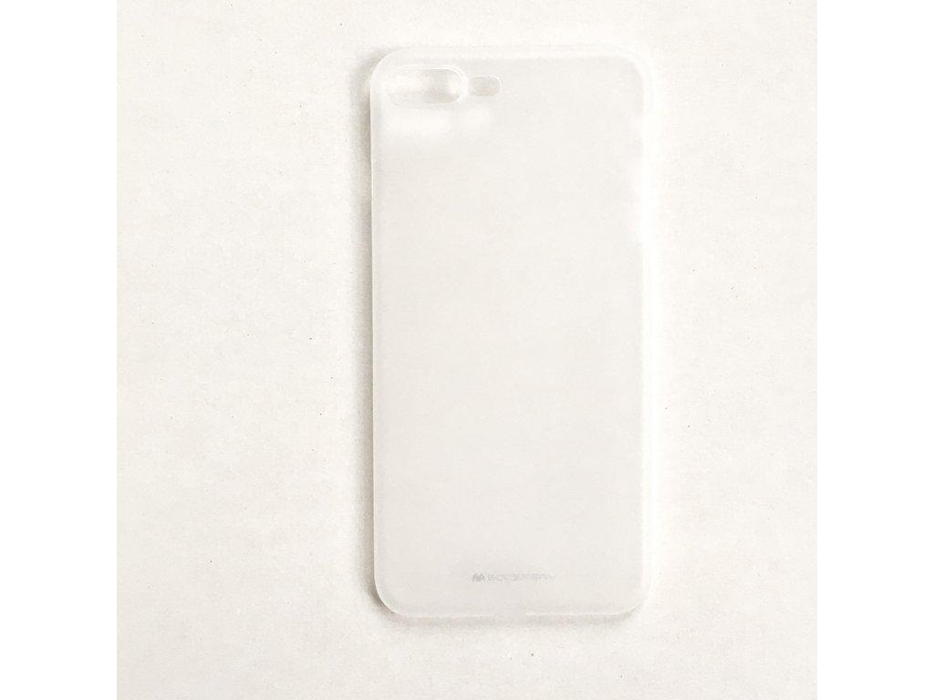 Ultratenký kryt pro iPhone 7 PLUS / 8 PLUS - Mercury, UltraSkin Transparent