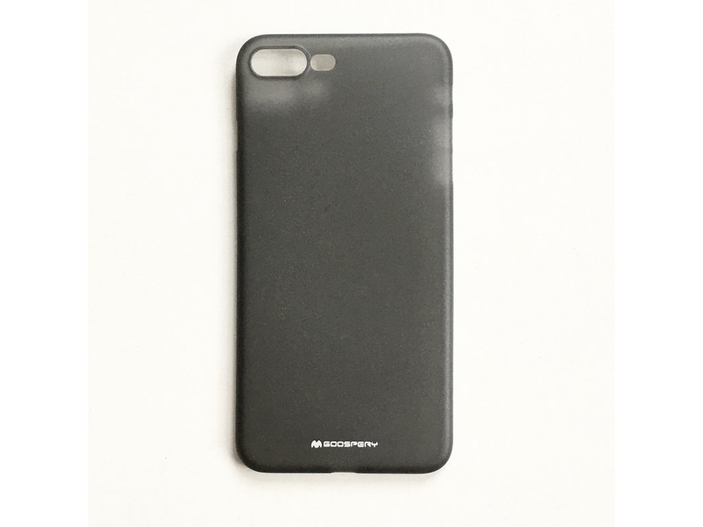 Ultratenký kryt pro iPhone 7 PLUS / 8 PLUS - Mercury, UltraSkin Black