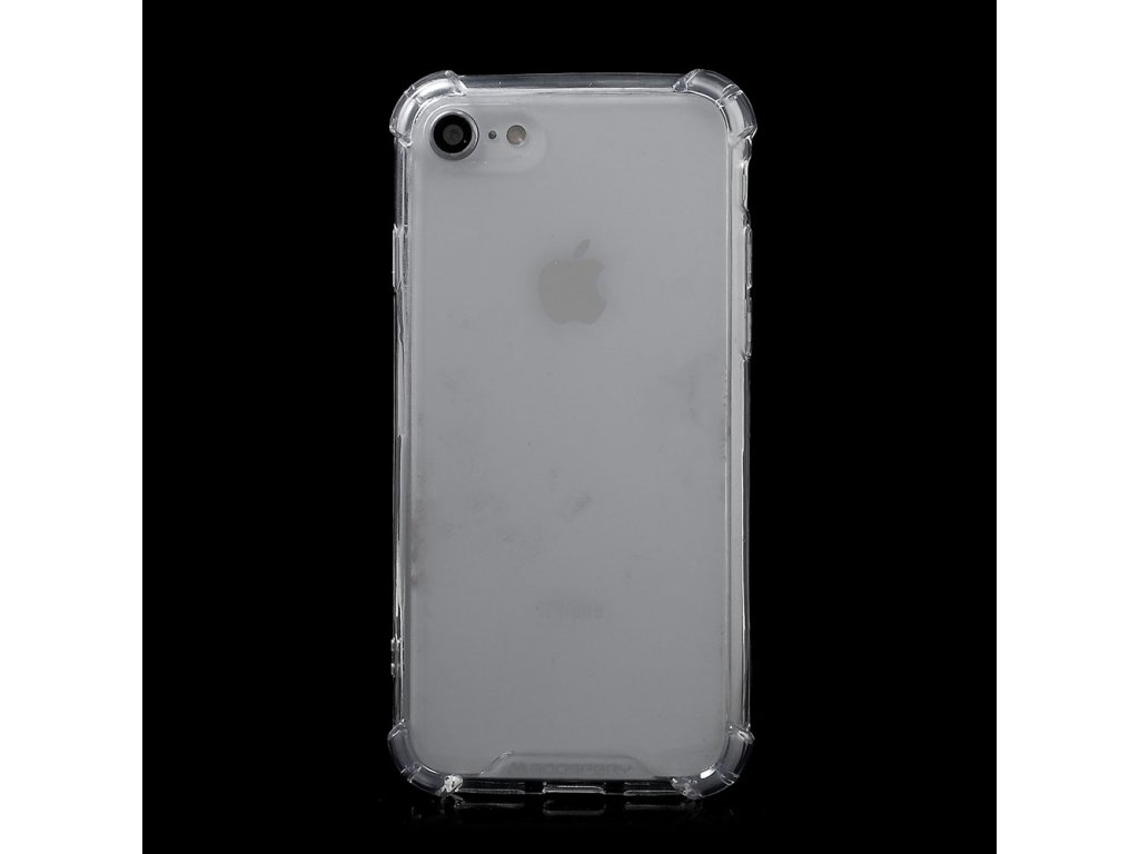 Ochranný kryt pro iPhone 7 / 8 - Mercury, SuperProtect Transparent