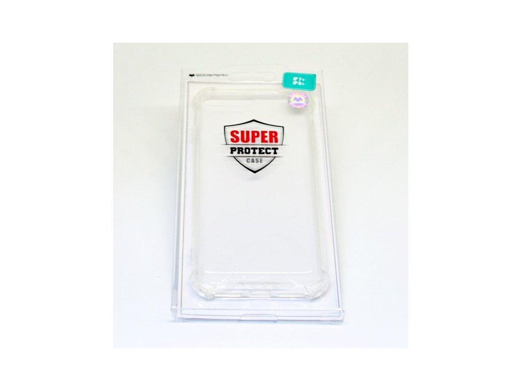 Ochranný kryt pro iPhone 7 PLUS / 8 PLUS - Mercury, SuperProtect Transparent