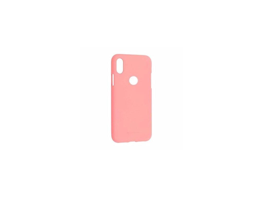 Pouzdro pro Xiaomi Redmi 7 - Mercury, Soft Feeling Pink
