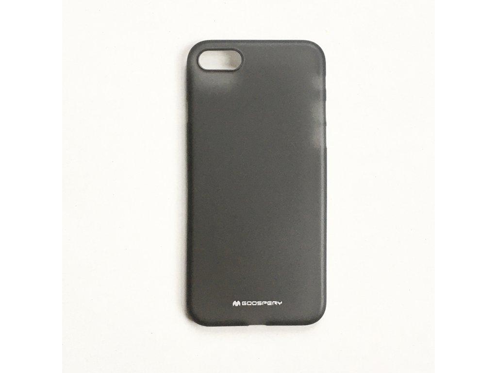 Ultratenký kryt pro iPhone 7 / 8 / SE (2020) - Mercury, UltraSkin Black