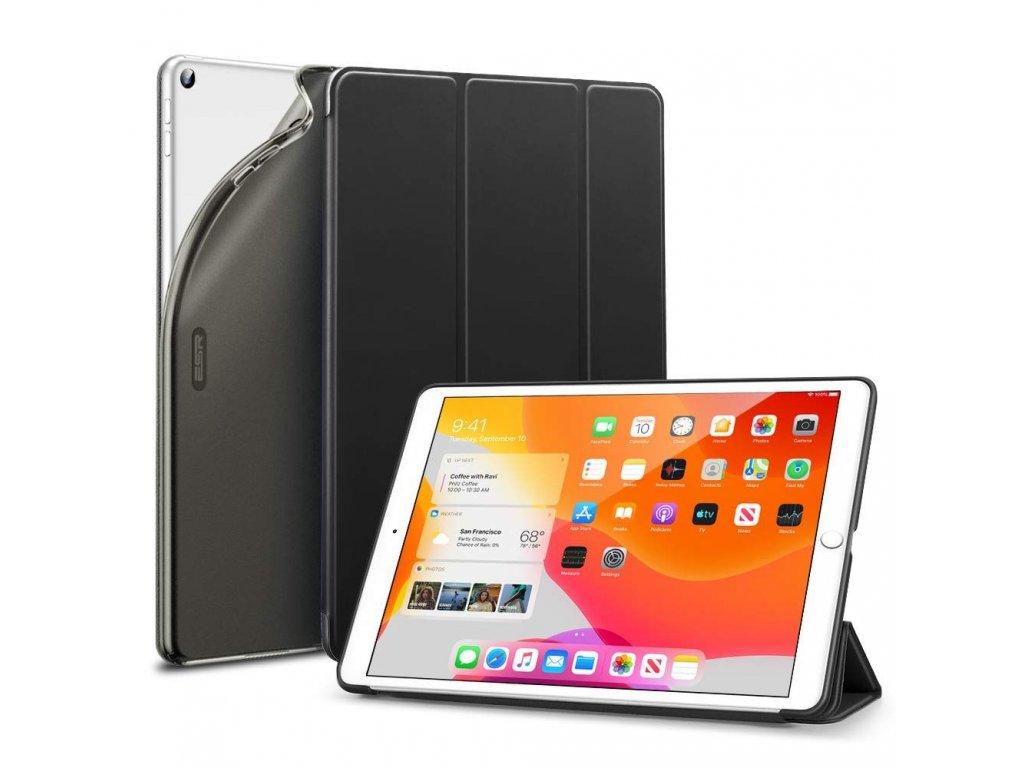 Pouzdro / kryt pro iPad 10.2 (2019) - ESR, REBOUND BLACK
