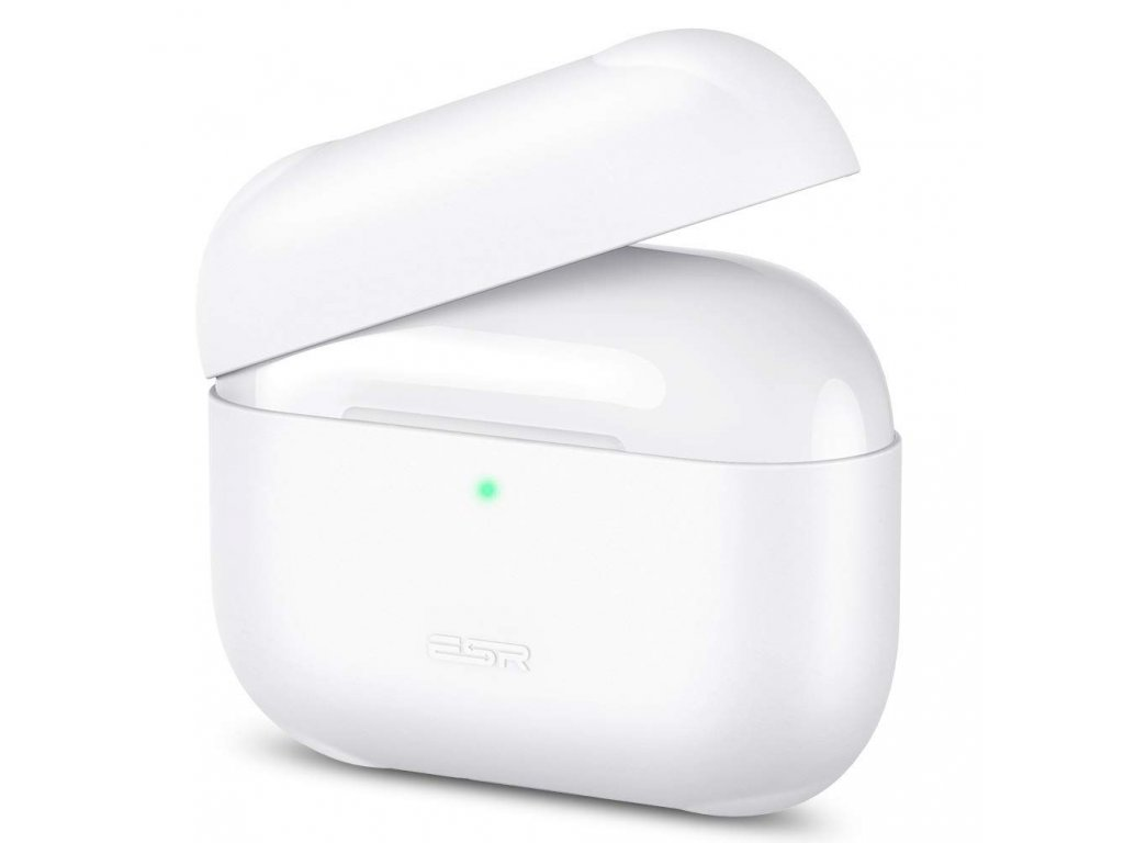 Ultratenké pouzdro na sluchátka AirPods Pro - ESR, Breeze Plus White