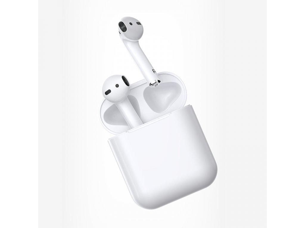 Bezdrátová sluchátka - Devia, Kintone TWS White