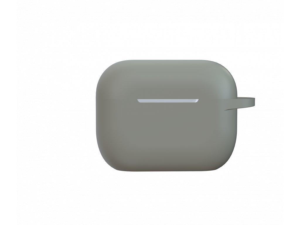 Pouzdro na sluchátka AirPods Pro - Devia, Naked Case Gray