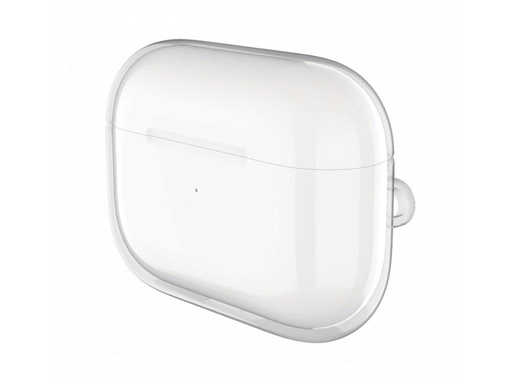 Pouzdro na sluchátka AirPods Pro - Devia, Naked Case Clear