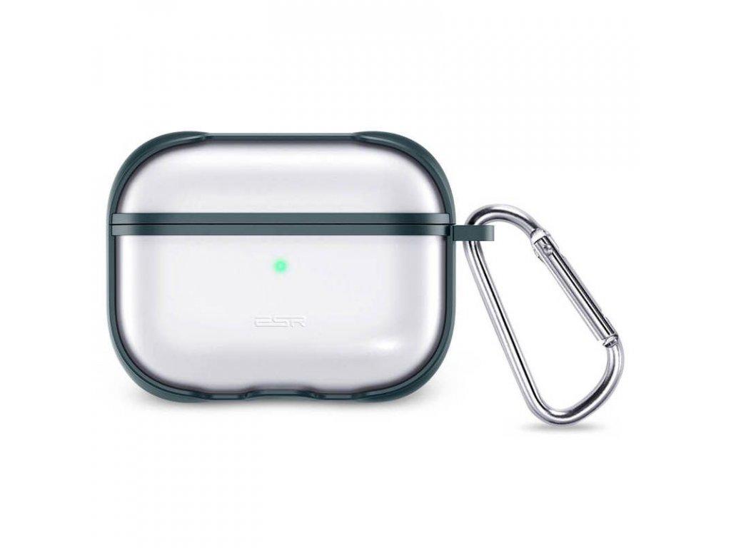 Pouzdro na sluchátka AirPods Pro - ESR, Hybrid Case Green