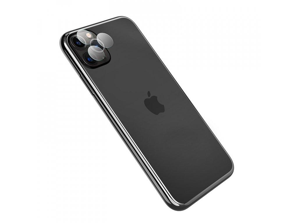 Sada ochranných fólií na čočky zadní kamery iPhone 11 Pro MAX - Hoco, Lens Film